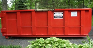 dumpster rental tn